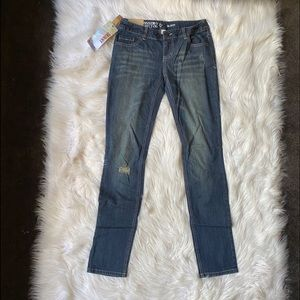 women's mossimo skinny jeans